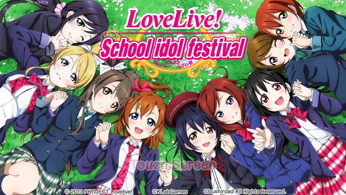 Lovelive! Schoo idol festival