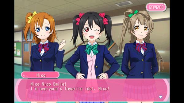 Nico Nico Smile!