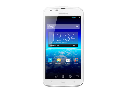 AQUOS PHONE SH90B