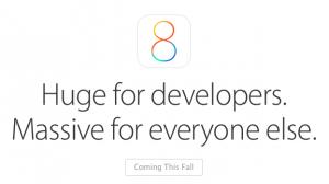 iOS8 betaの提供が開始されましたが、無料でインストールとかダメ。ゼッタイ。