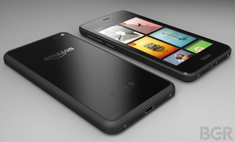 Amazonスマートフォン