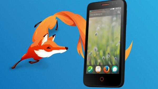 Firefox OS Flame