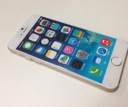 iPhone 6 モックアップ全体