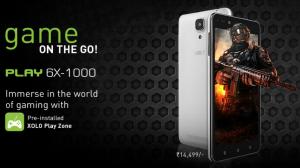 インドLava社、ヘキサコア(6コア)CPUを搭載スマートフォン「Xolo Play 6X-1000」を発表