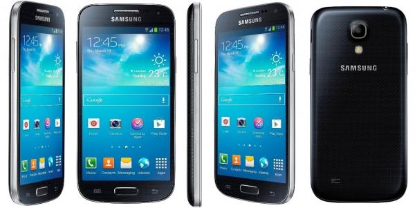 サムスン、Galaxy S4mini