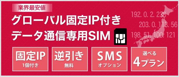 インターリンクLTE SIM