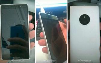 Lumia新モデルと見られる「Lumia 830」画像リーク −Lumiaブランドは継続か