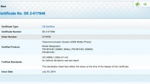 NTTドコモからXperia Z3 Compact登場か ―総務省技適通過