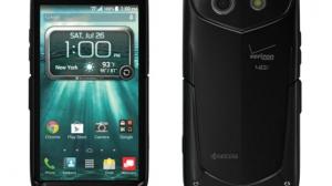 京セラ、「Brigadier」を発表 サファイアガラスを採用したスマートフォン