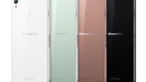 ドコモ、Xperia Z3 SO-01GとXperia Z3 Compact SO-02Gを発表 前面ロゴは「SONY」、背面には大きく「docomo Xi」