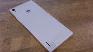 iPhone 6より薄い、6.5ミリの極薄「Huawei Ascend P7」一週間使った使用感をレビュー