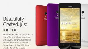 日本未発売、ASUS「ZenFone5 LTE A500KL」をレビュー