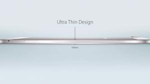 中国OPPO、世界最薄 厚さ4.85mmのスマホ「OPPO R5」を発表