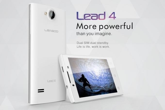 Leagoo Lead 4