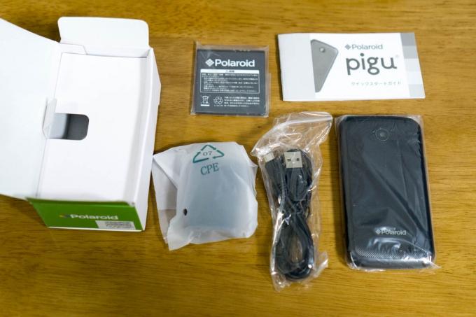 Polaroid pigu レビュー 003
