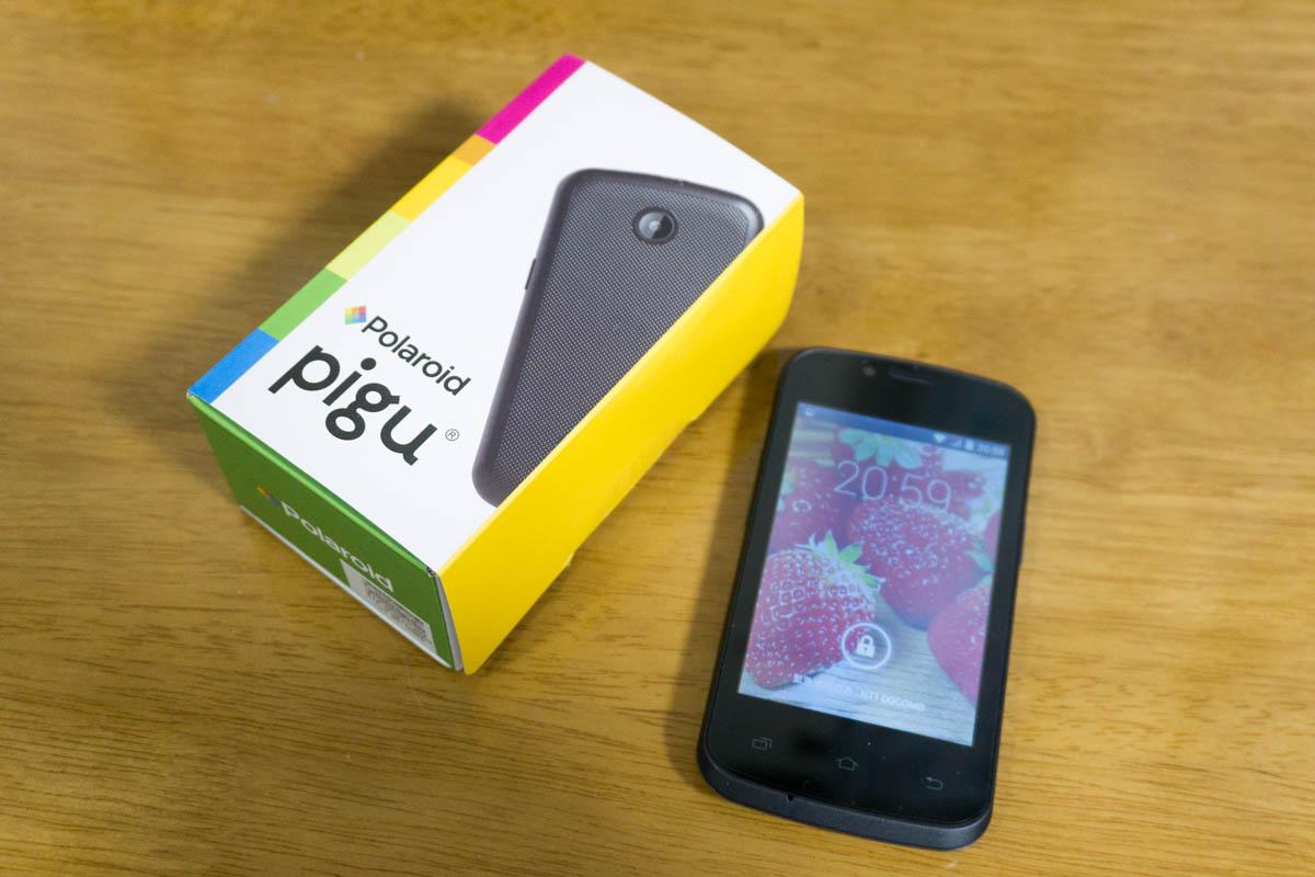 Polaroid pigu レビュー 001