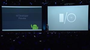 Google I/O 2015で『Android M』発表 指紋認証、電池の持ちが2倍、Android Pay、App Permissionなどの新機能