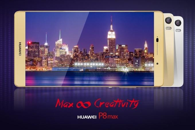 Huawei P8 max (1)