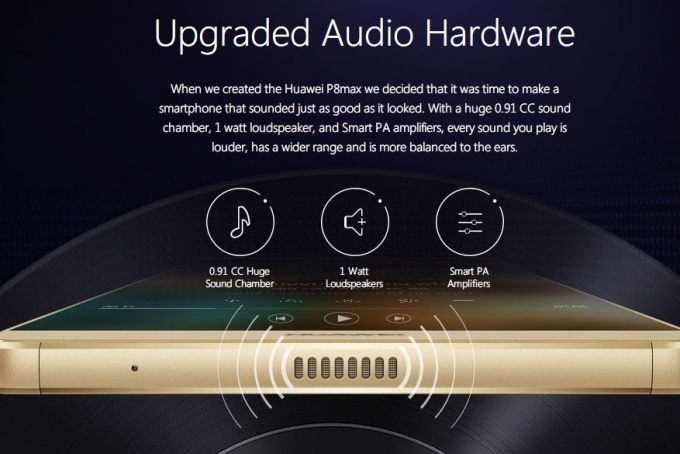 Huawei P8 max (2)