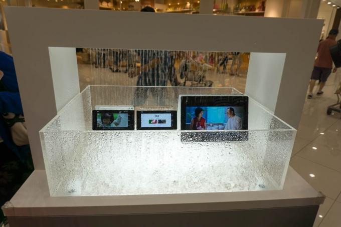 Xperia Z4タッチアンドトライイベント (6)