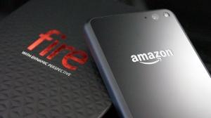 ダイナミックパースペクティブを搭載したAmazon初のスマートフォン「Fire Phone」レビュー