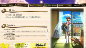 dアニメストアで「AIR」「CLANNAD」「Angel Beats!」などkey作品の配信が決定