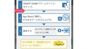 """""""すべてのアプリ課金が5%還元""""の「SMART GAME(スマートゲーム)」その仕組みとは"""