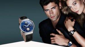 Huawei、IFA2015にてAndroid Ware搭載「Huawei Watch」を発表 -日本でも発売予定