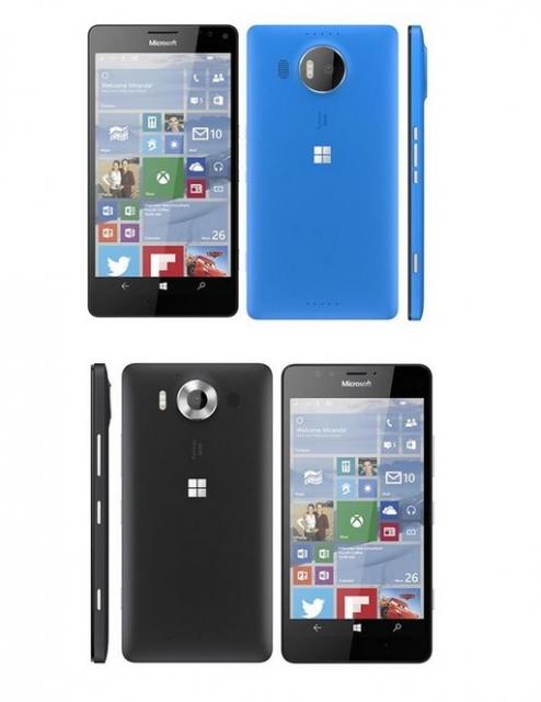 Lumia 950 Series