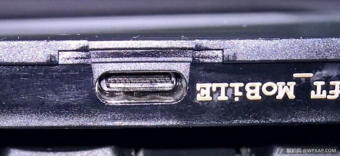 USB-C on Lumia