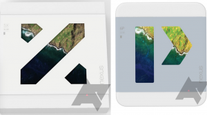 「Nexus 5X」「Nexus 6P」の化粧箱画像がリーク、名称も「5X / 6P」で確定の模様