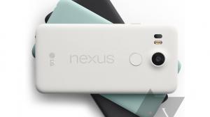 「Nexus 5X」はホワイト、ブラック、ミントの3色展開の模様、ミントカラーで女性層もターゲットか