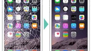 iPhone 6sの画面が割れる前に考えよう! iPhoneのディスプレイ破損に備えるアレコレ