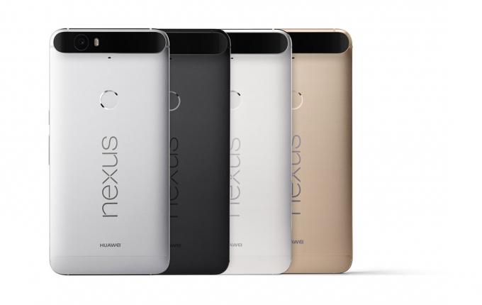 nexus 6p color