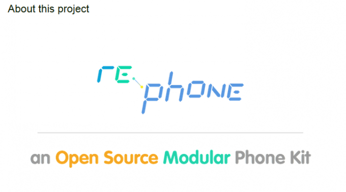 rephone project