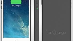 今までで最も薄いiPhone 6/6s用のバッテリー内蔵ケースがクラウドファンディングサイトに登場