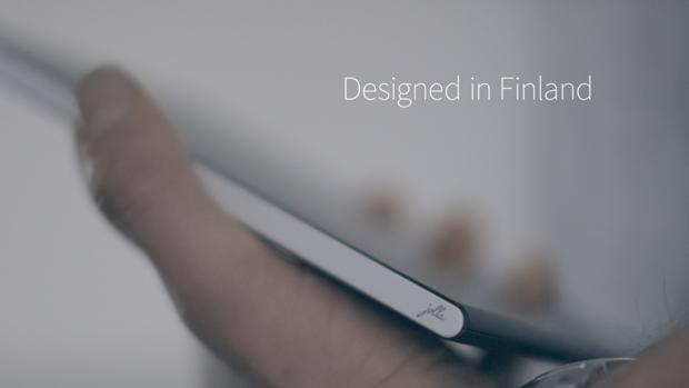 Jolla Tablet design