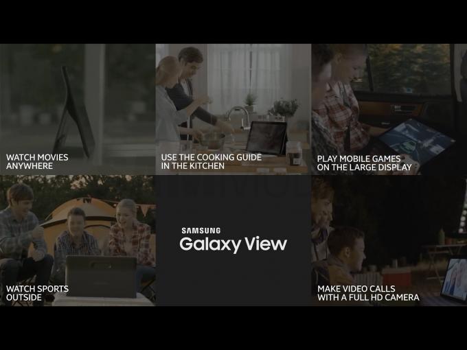 gv display