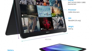 Samsung、18.4インチ大型タブレット「Galaxy View」を米国にて11月6日に発売