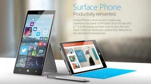 Surface Phone、PCなみのスペックを備えて開発中の模様