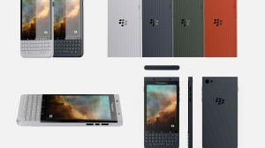 BlackBerryのAndroidスマートフォン第二弾「BlackBerry Vienna」は非スライド式キーボードを搭載か