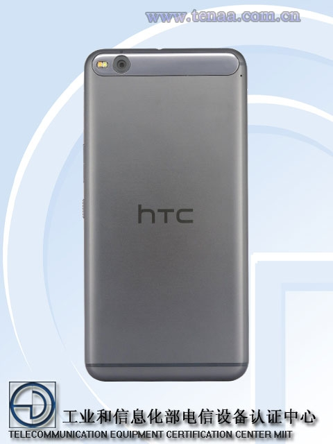 HTC-One-X9 Back