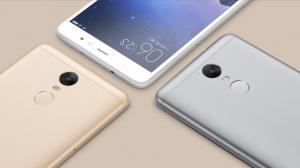 Xiaomi、オクタコアCPU&指紋認証機能搭載の5.5インチスマートフォン「Redmi Note 3」を発表
