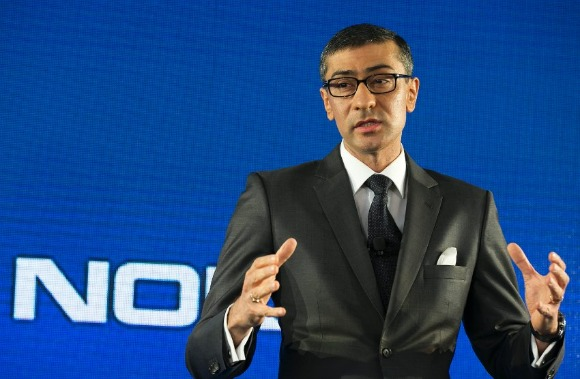 Nokia CEO