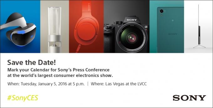 Sony-CES-2016-Invite