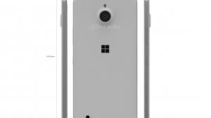 Microsoft Lumia 850のレンダリング画像がリークされる
