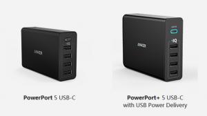 Anker、USB PD対応機器の発売間近か 英語サイトでラインナップを更新