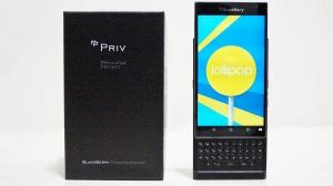 BlackBerry初のAndroidスマートフォン「BlackBerry Priv」徹底レビュー