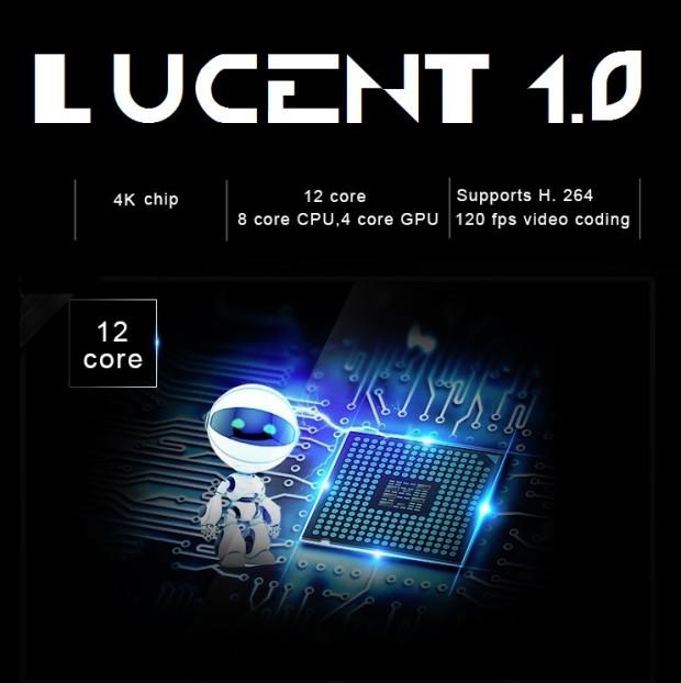 Lucent10 spec