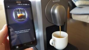 スマホでエスプレッソが淹れられる「Nespresso Prodigio」レビュー、抽出から専用カプセルの購入までスマホで簡単!